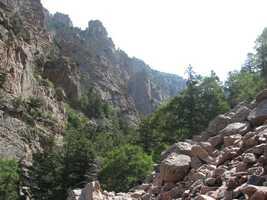 2. La Luz Trail, Sandia Park