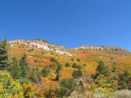 """Turquoise Trail""Highway 536Sandia Crest"