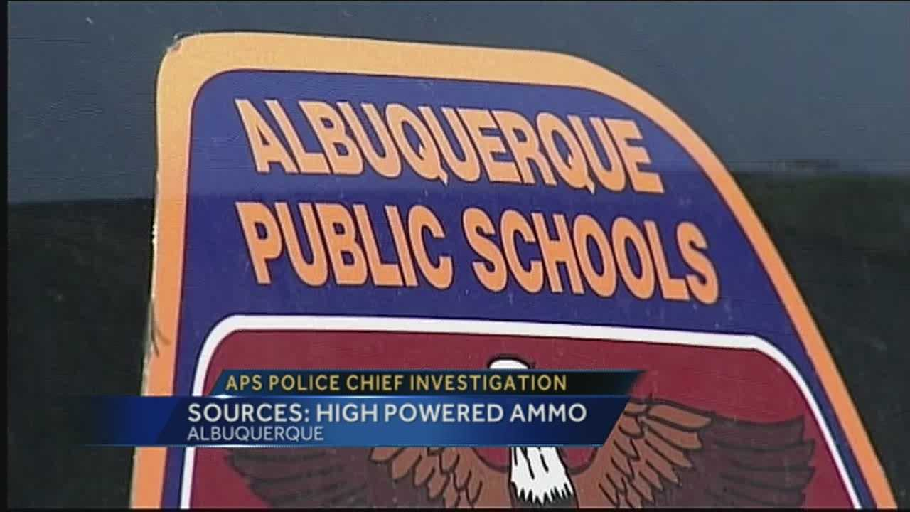 Source: Investigation into APS police chief concludes