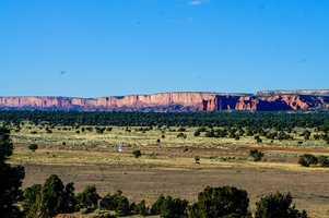 Red RocksEast of Gallup, NM