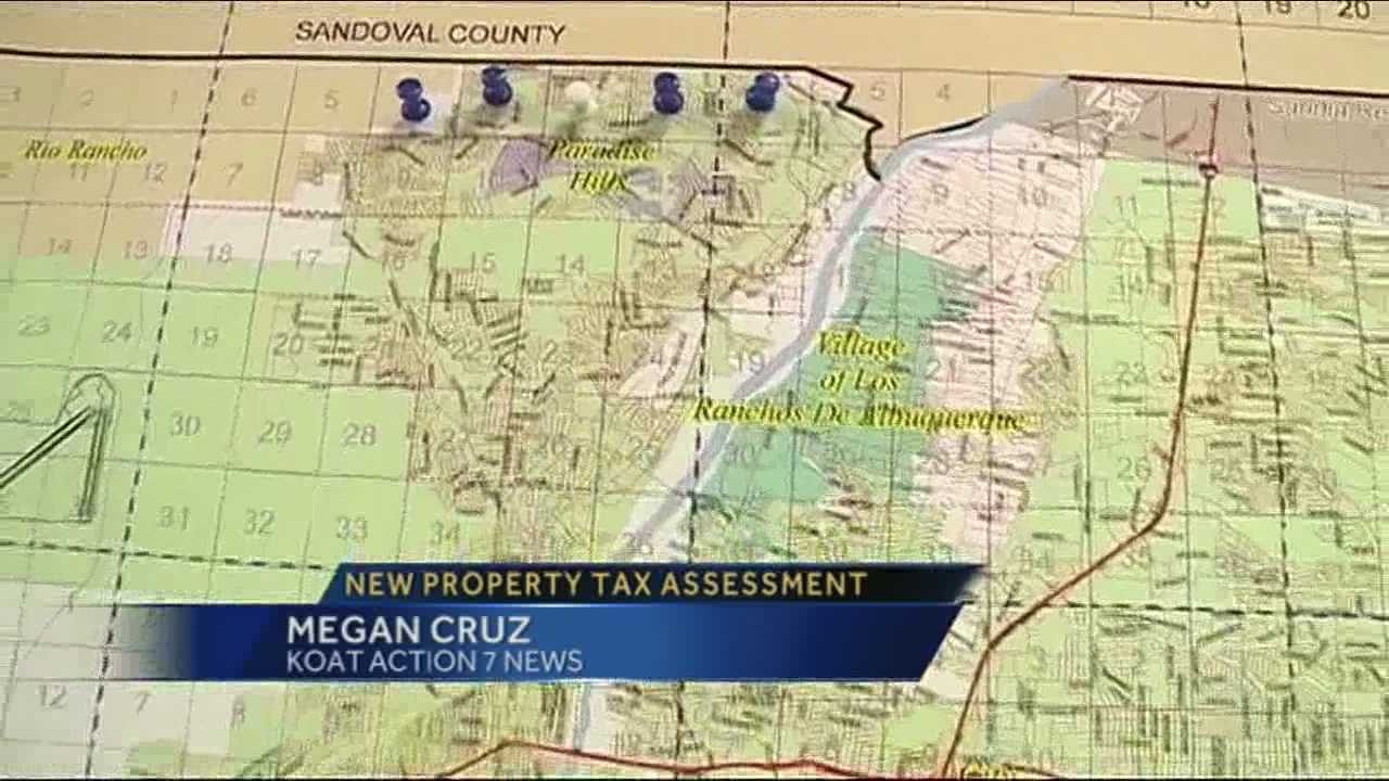 Mail hints at new plan to assess all BernCo residential properties