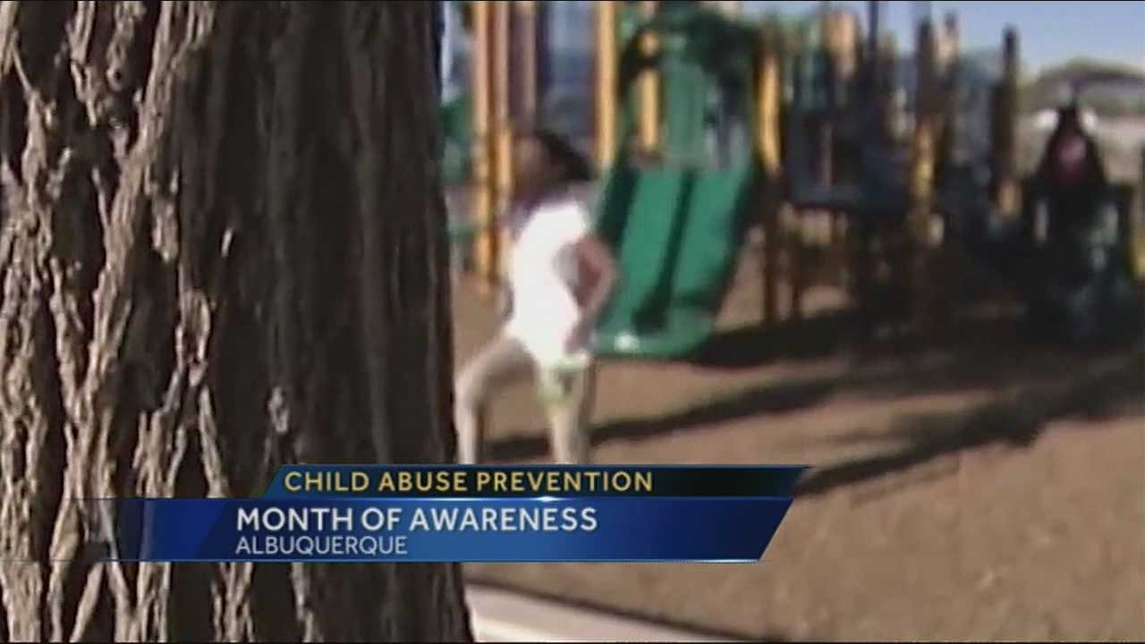 Omaree's story and many other cases of abuse and neglect happen everyday, now the city is doing something to help raise awareness.