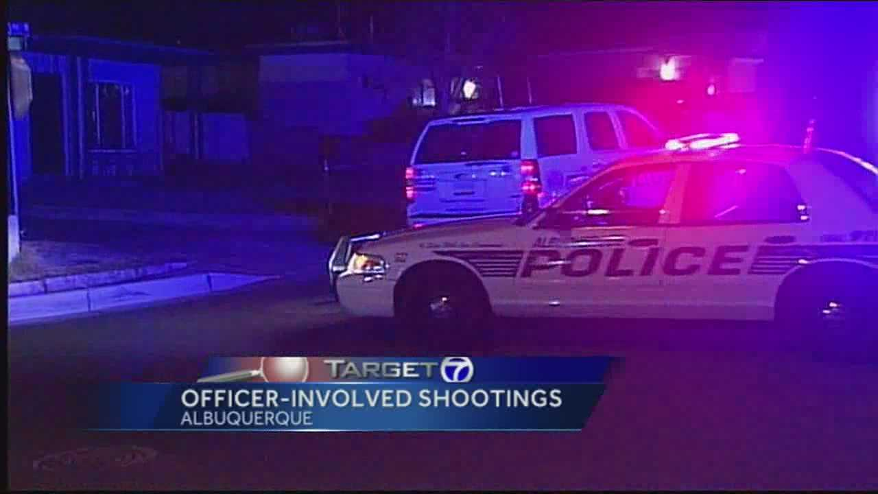 Police Shootings on the Rise