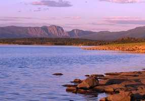 Heron Lake, Kokanee Salmon (Northern NM)