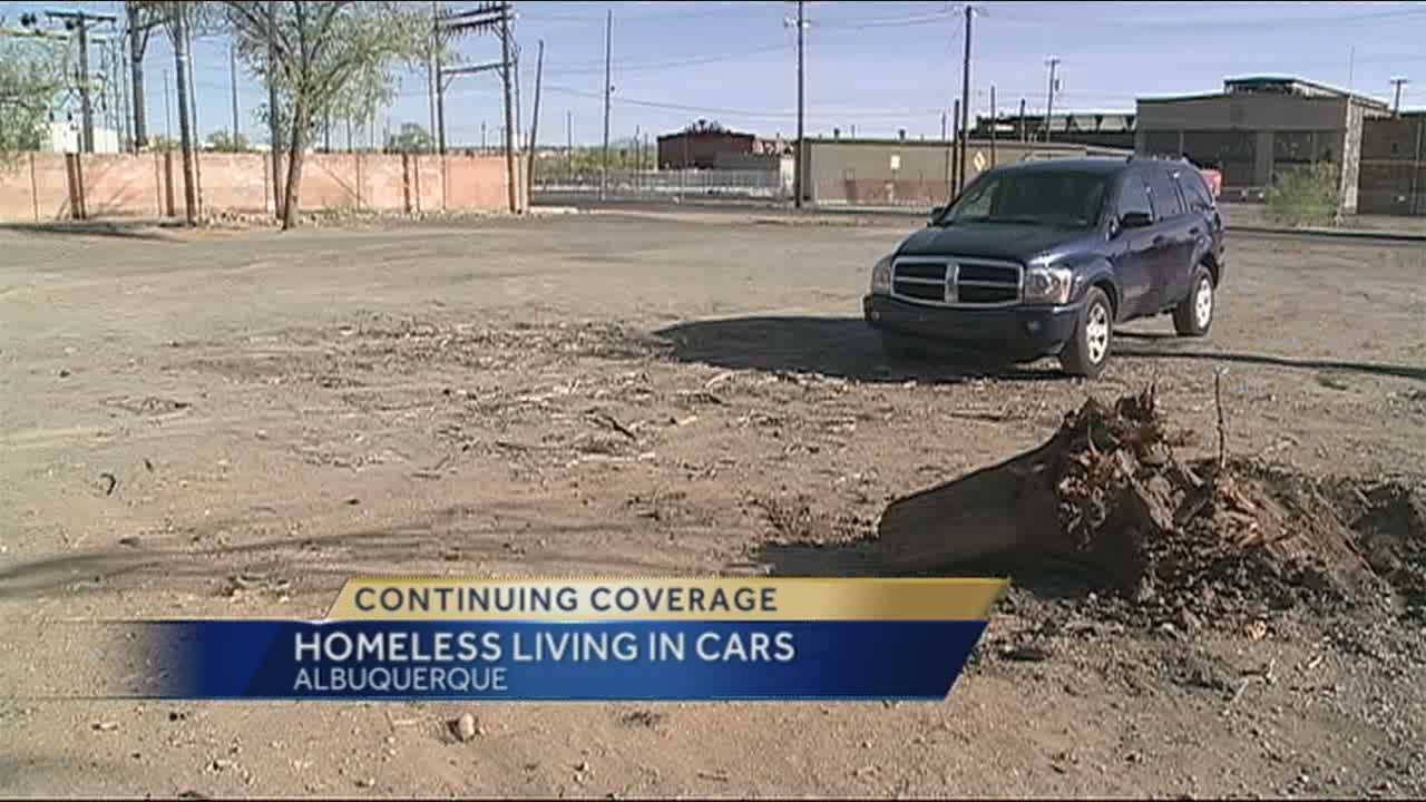 The last time KOAT Action 7 News caught up with Rose, she was making her home in a parked car on a street in downtown Albuquerque.