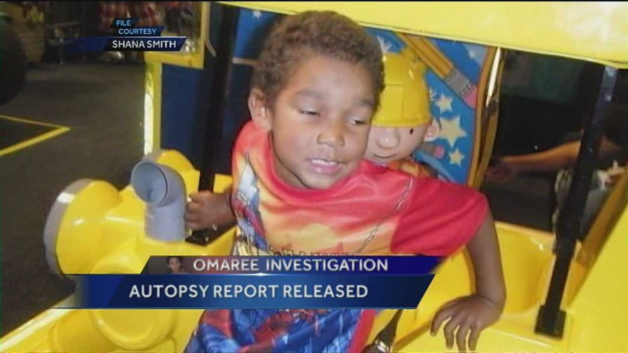9-year-old had multiple injuries old and new