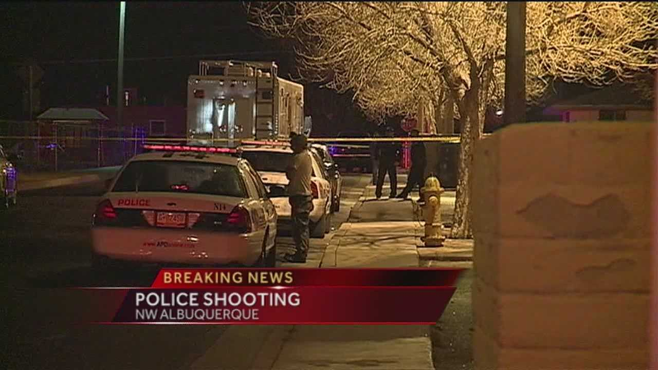 Overnight Officer Involved Shooting