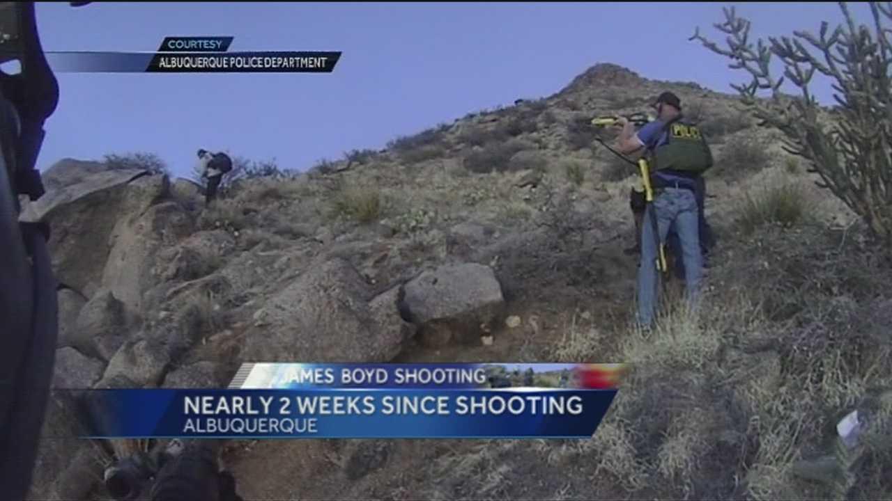 FBI Investigation Boyd Shooting