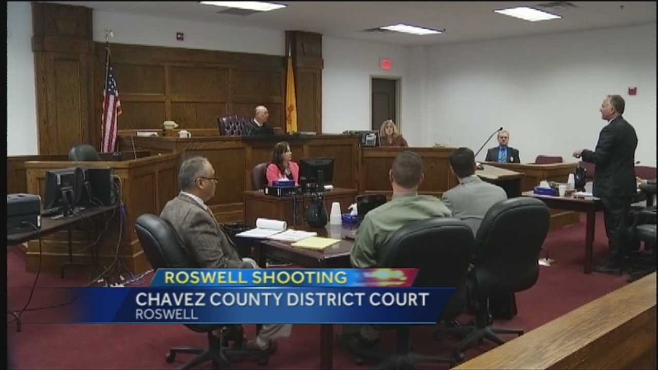 Mason Campbell Competency Hearing