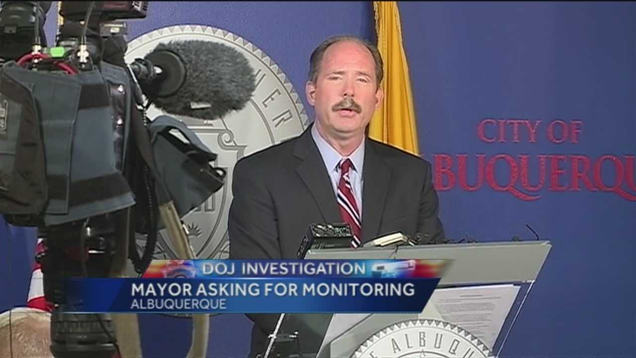 Mayor Berry calls for DOJ investigation results