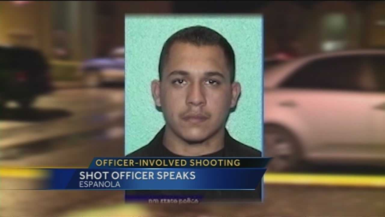 NM State Police officer speaks out after shootout