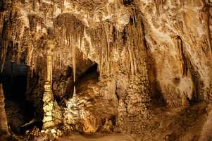 """Carlsbad Caverns"" Carlsbad Caverns National Park"