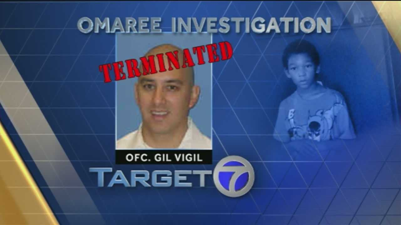 Fired Omaree Varela officer appeals APD termination