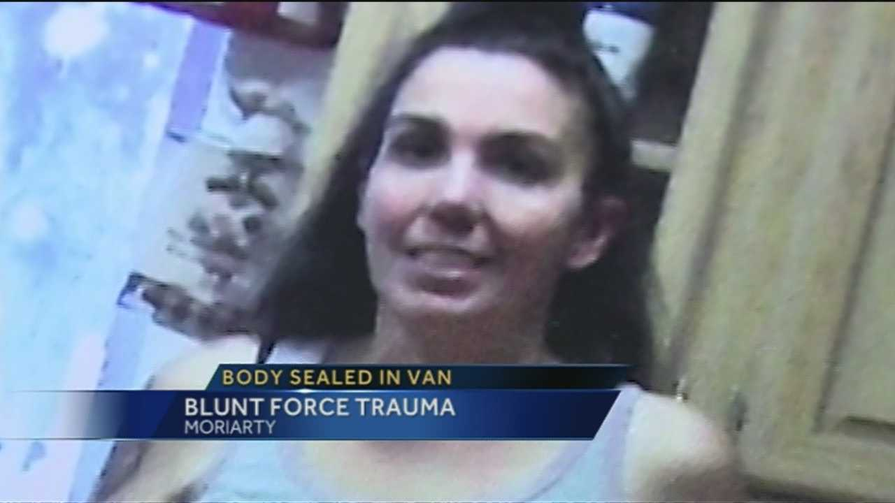 UPDATE: Woman's body left inside sealed van