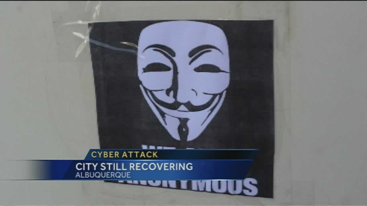 Albuquerque works to recover from cyber-attack