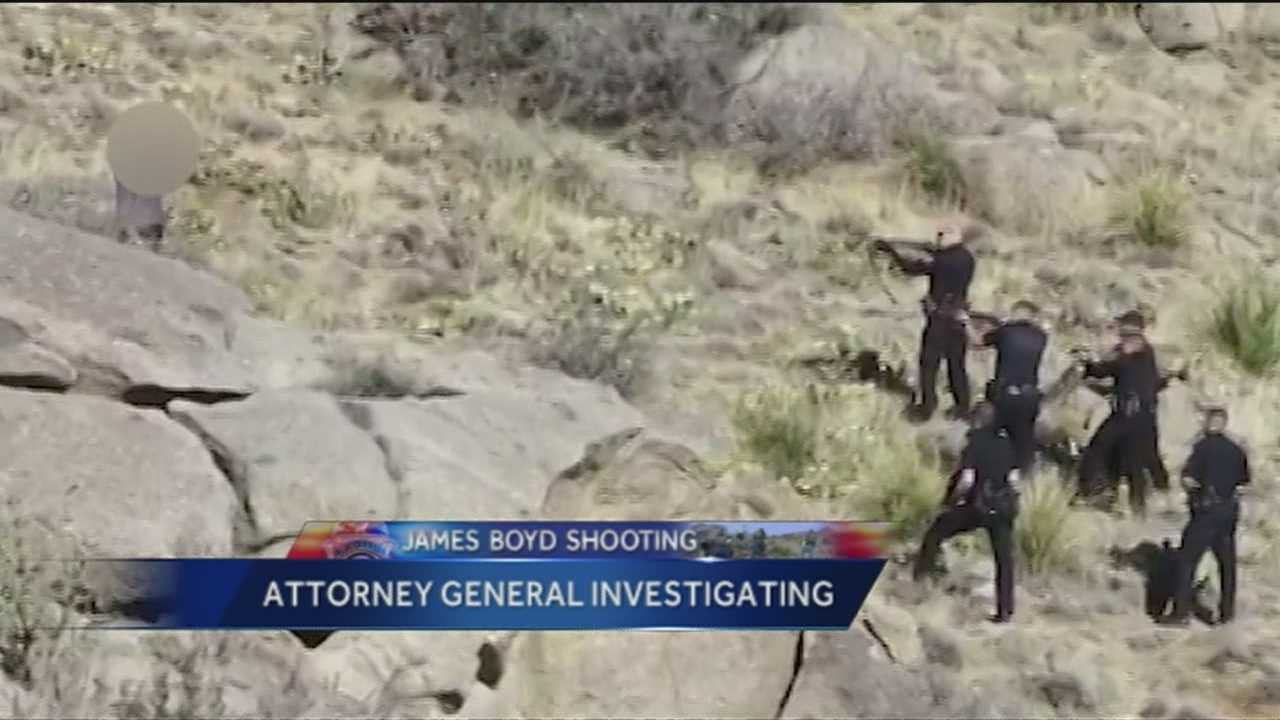 New Mexico's Attorney General is also looking into the Boyd shooting.