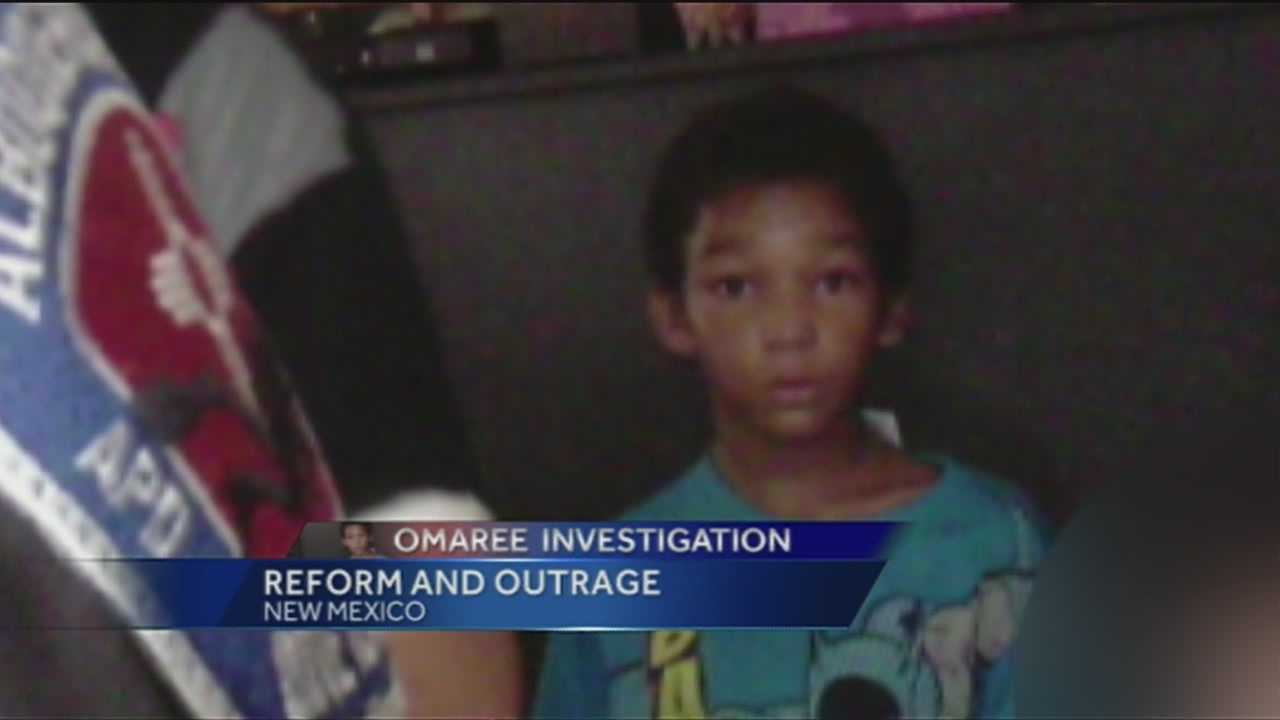 Omaree's Abuse Case Creates Change.