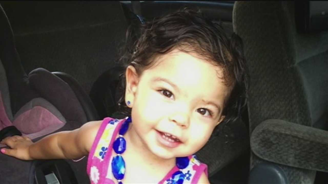 Police: 2-year-old critical after being hit, thrown