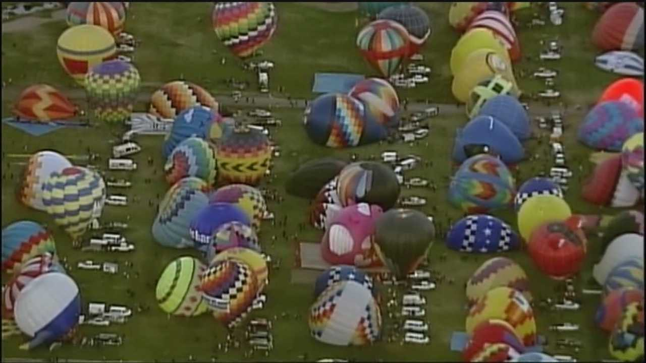 Safety board calls for paid balloon flight rule changes