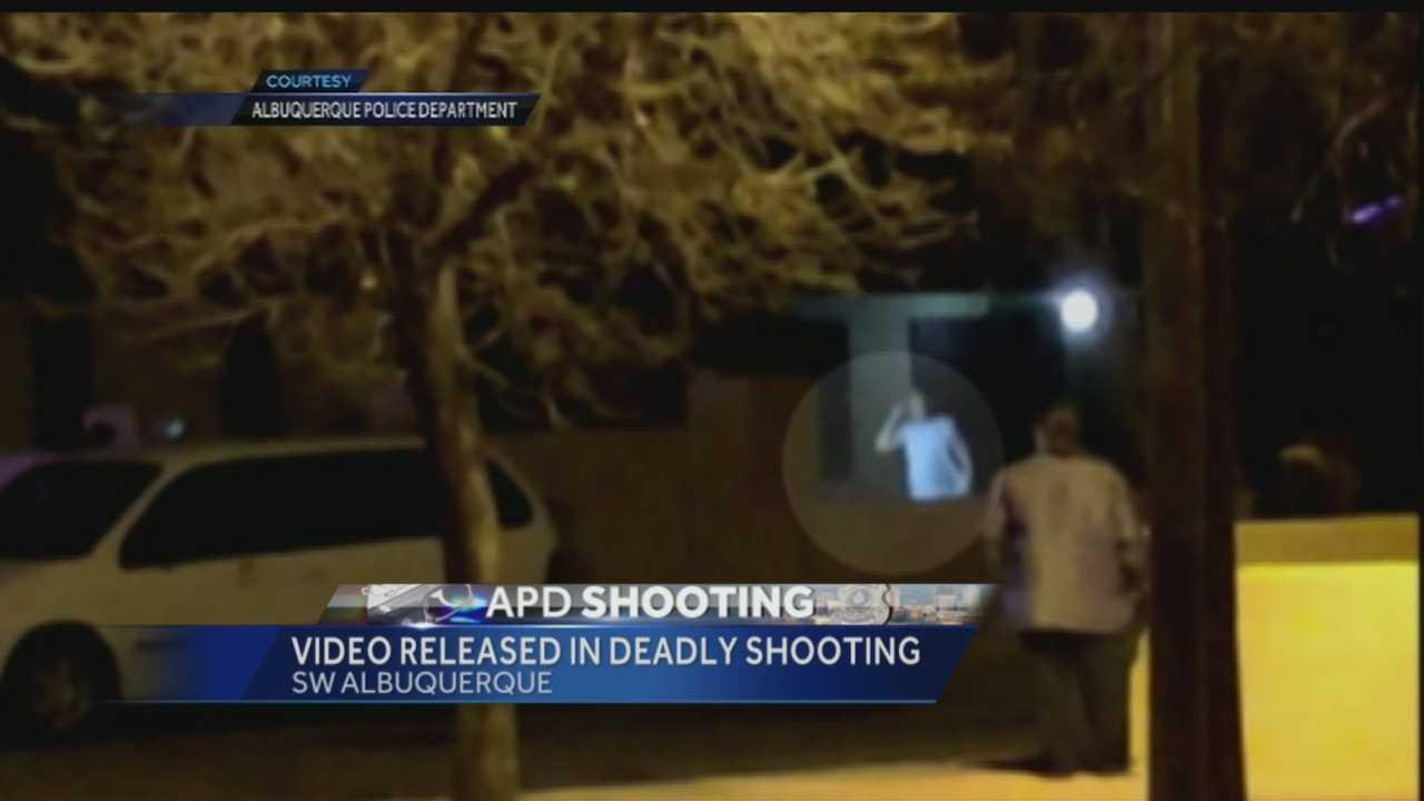 Redwine Shooting Video