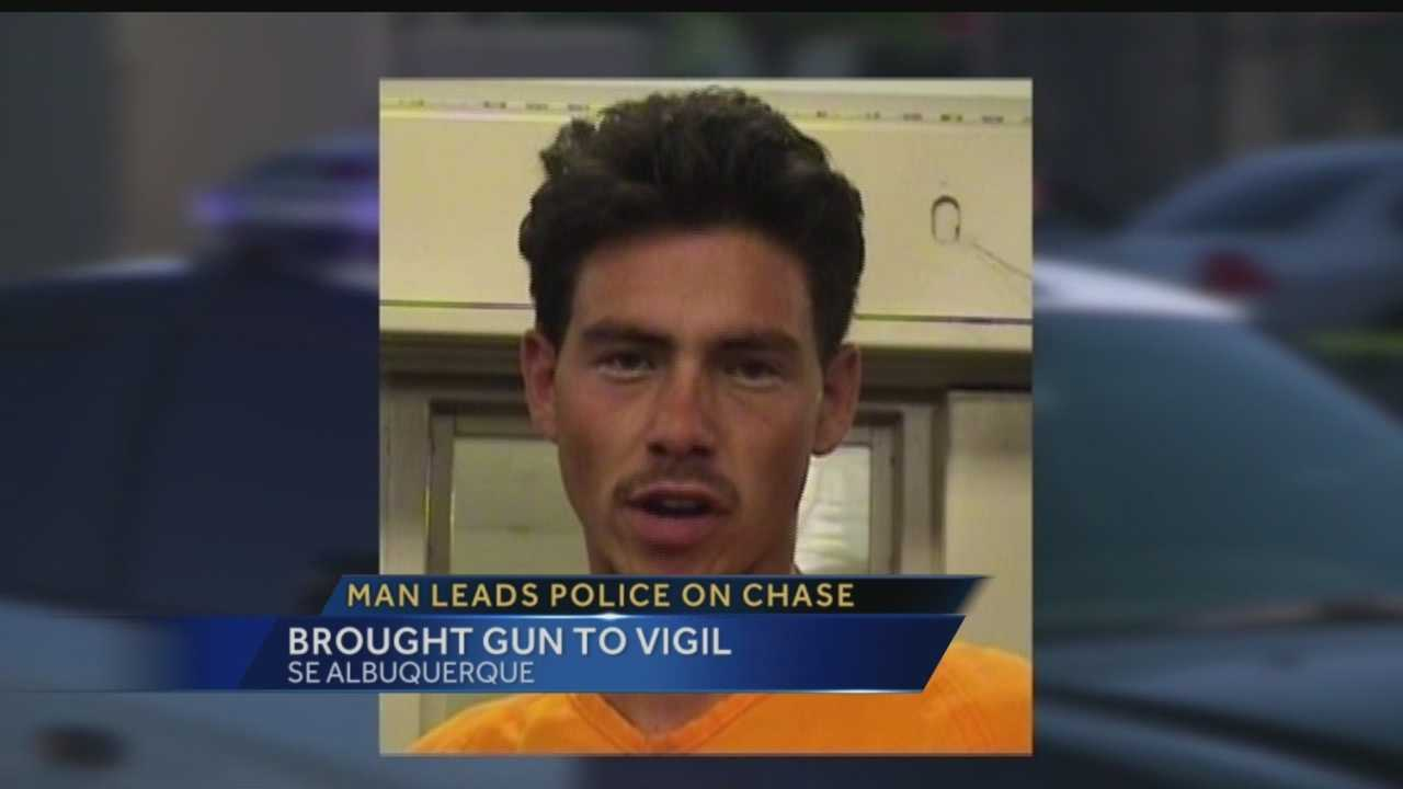 Albuquerque police ended a dangerous situation peacefully overnight.