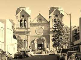 Santa Fe: La Fonda Hotel, Tin Nee Ann Trading Company