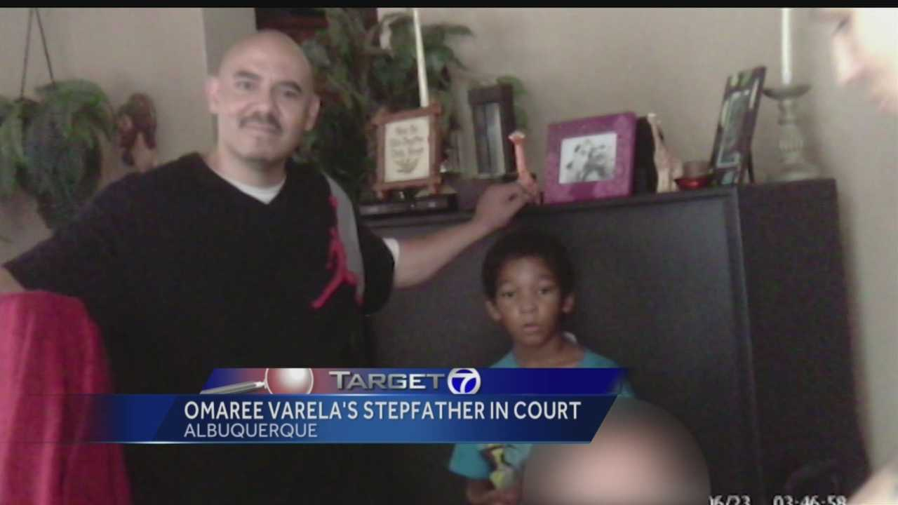 Omaree Varela's stepdad segregated from other inmates