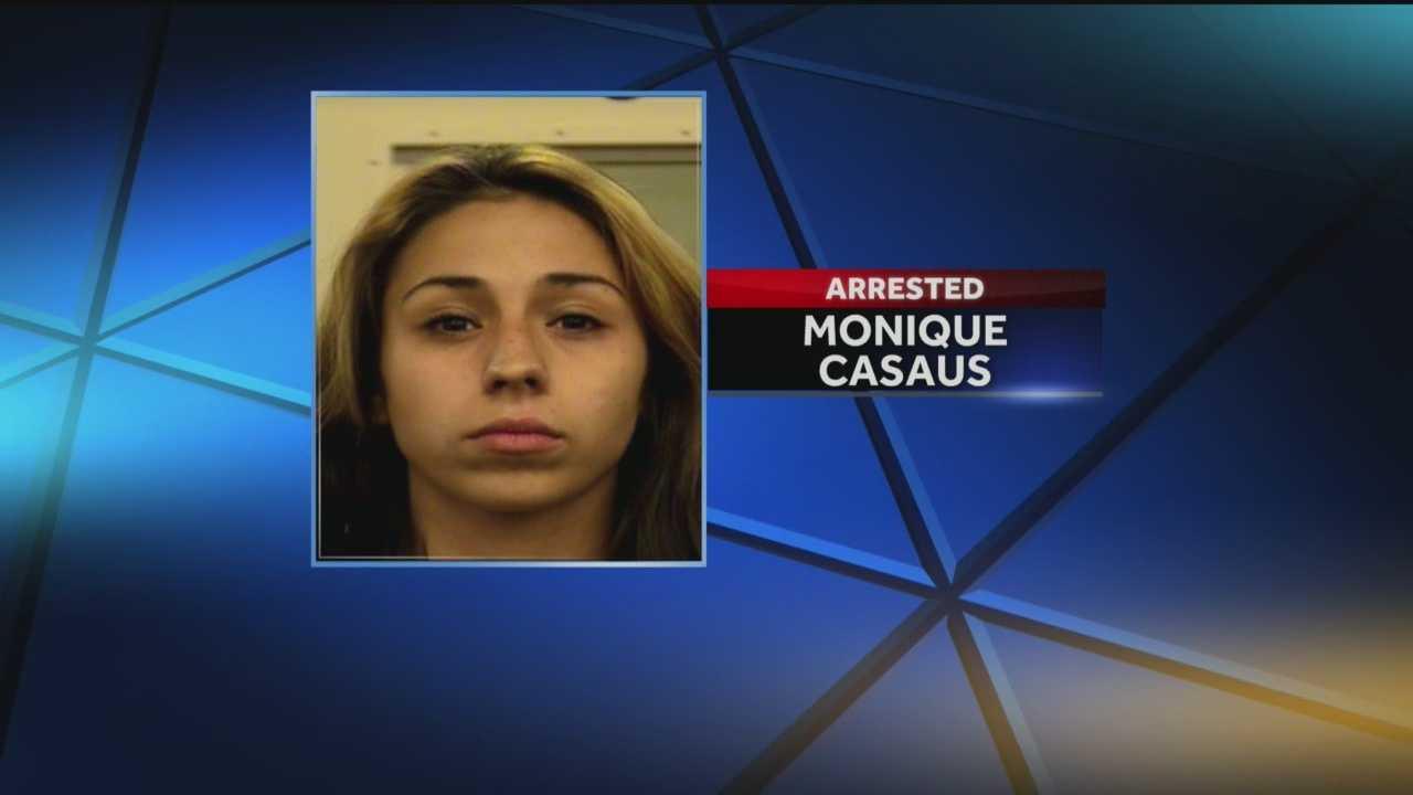Steve Casaus' Daughter Arrested