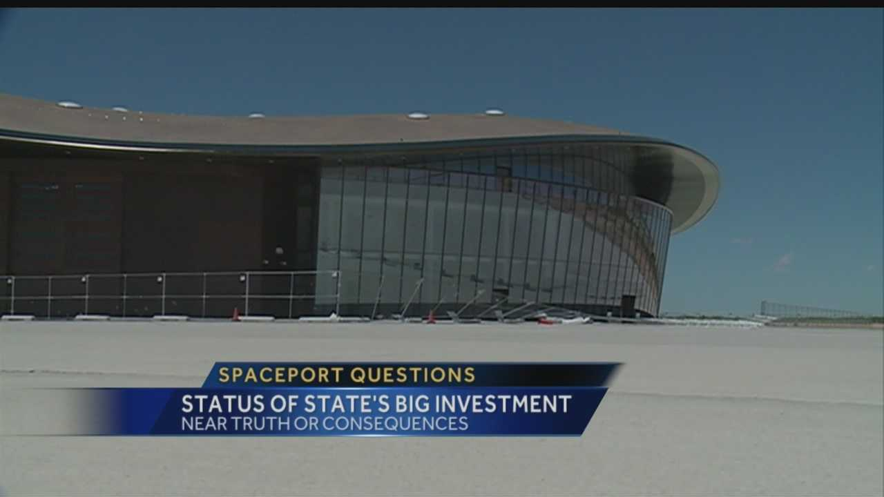 Despite delays, officials optimistic about NM Spaceport