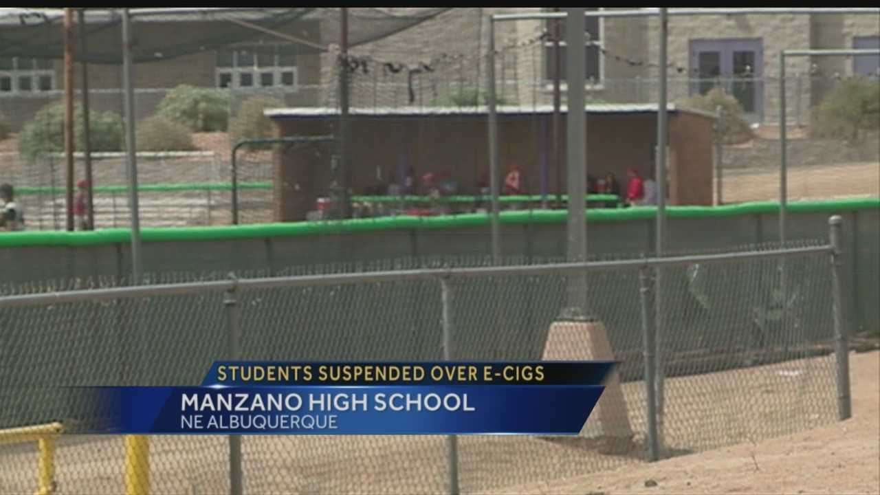 APS Ecigarette Students Punished
