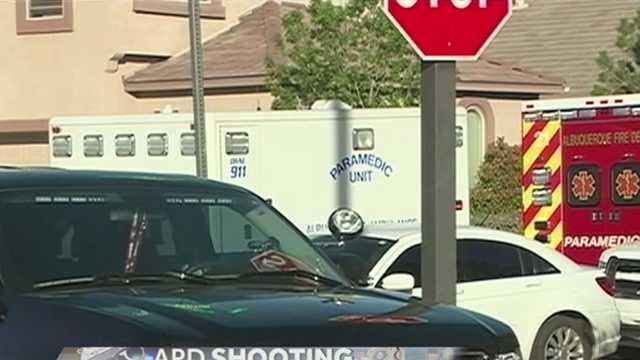 Albuquerque police investigate officer-involved shooting