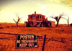 Location: NMPotential Double: Movies about horrifying rural Texas lore