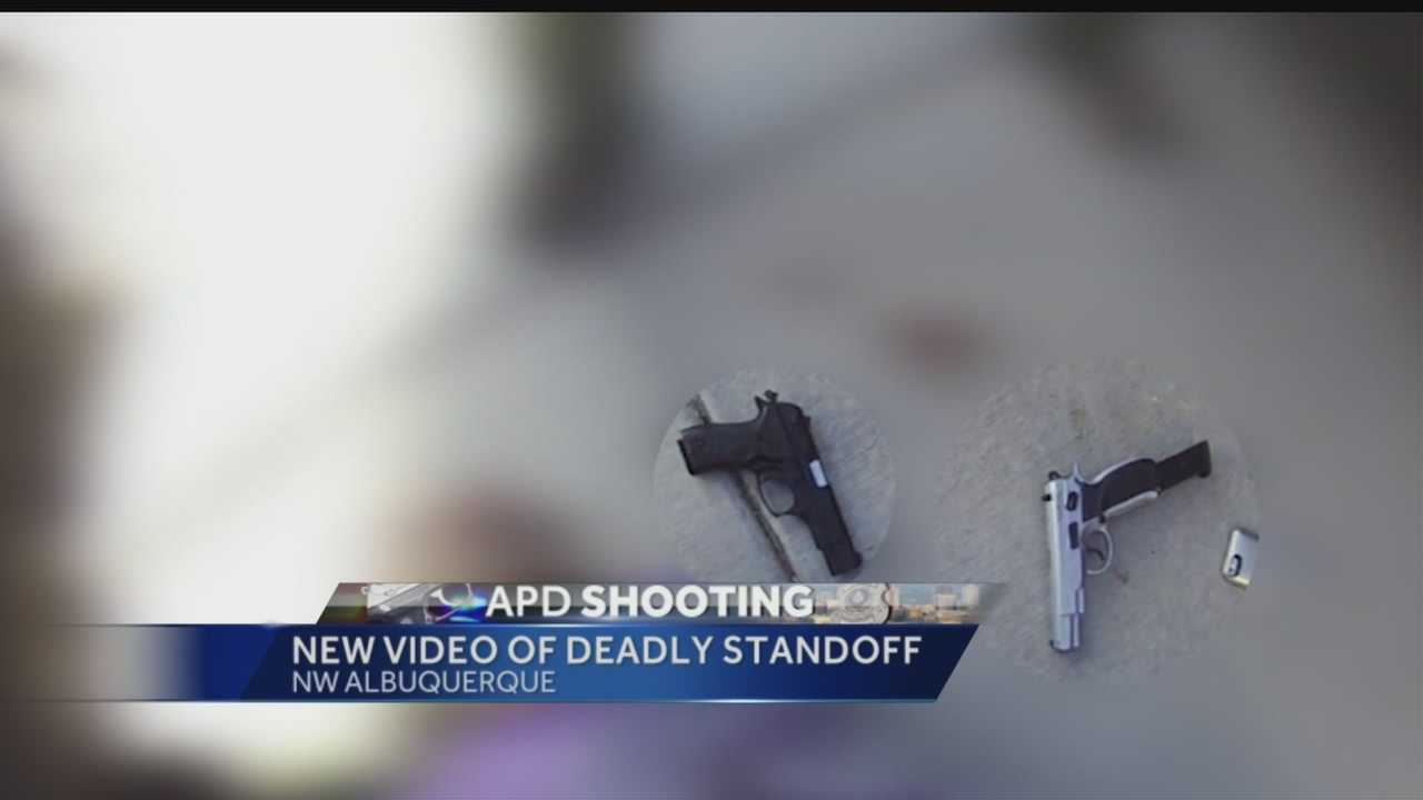 This is the latest in an officer-involved shooting in which Armand Martin was killed outside his home in Ventana Ranch. Anna Velasquez gives us a look at what happened before and after the gunfire.