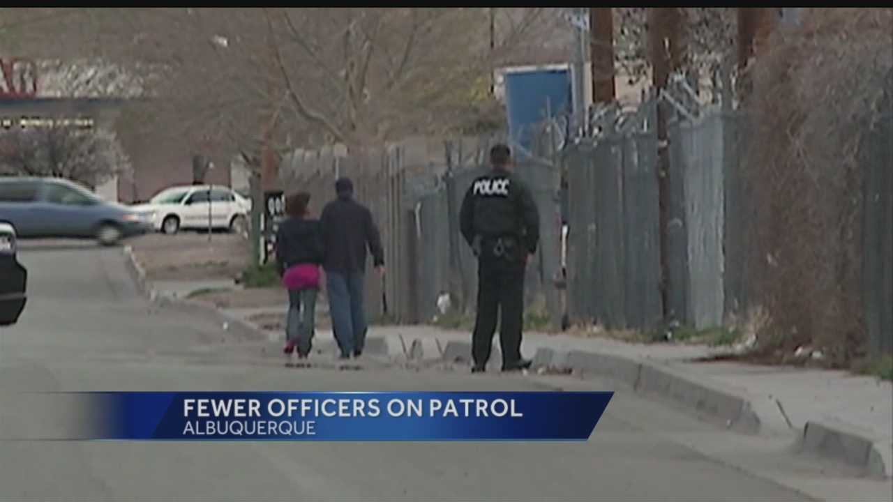 APD staffing: Fewer officers on patrol