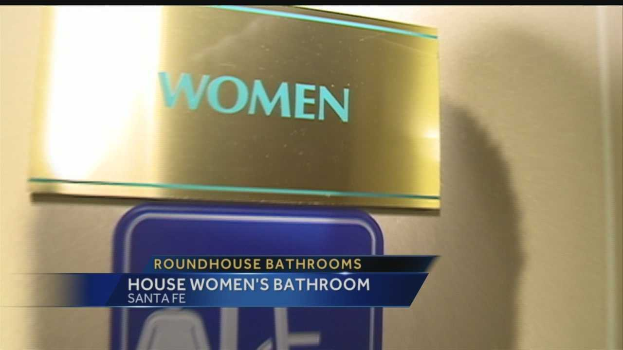 It looks like women in the New Mexico House of Representatives will finally be getting something they've wanted for years.