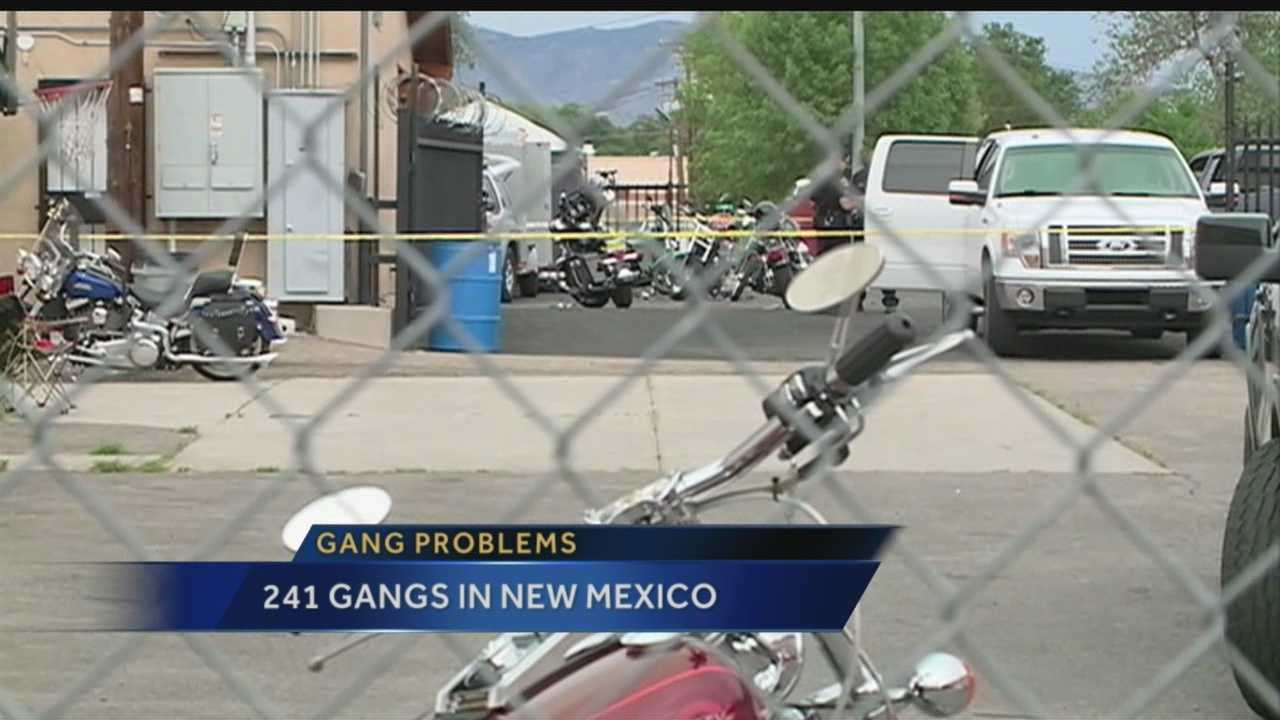 Gangs in New Mexico