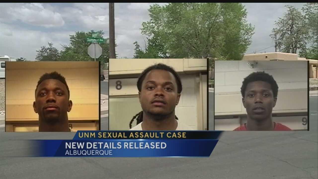 New details: UNM sexual assault case