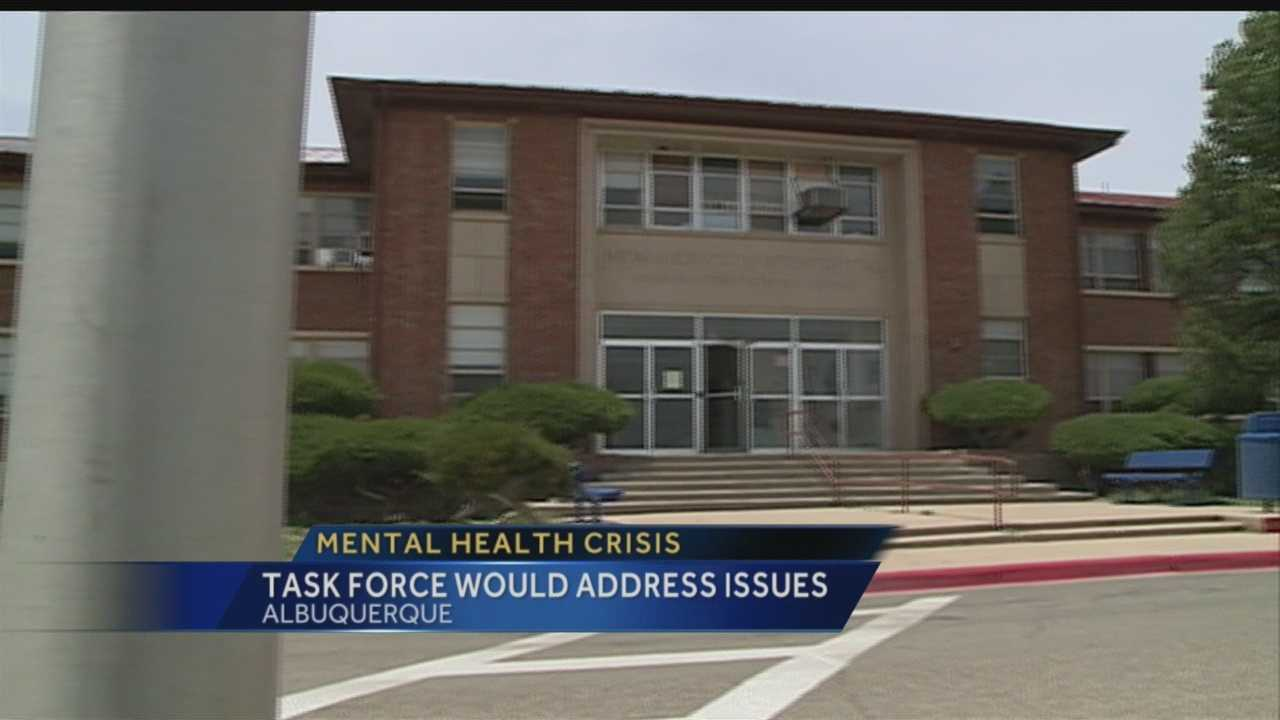 A mental health crisis, that's what some city and county officials say the state is facing.