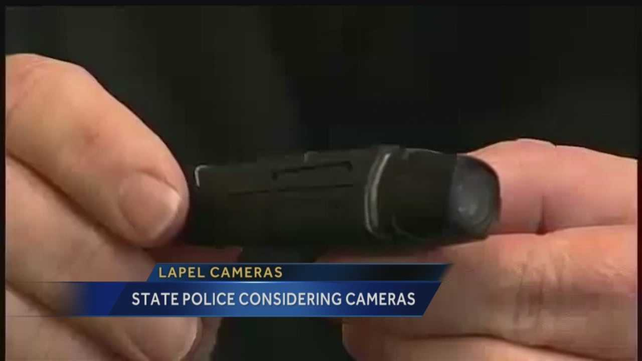 ALBUQUERQUE POLICE OFFICERS HAVE BEEN USING LAPEL CAMERAS FOR YEARS--BUT NOT STATE POLICE OFFICERS.