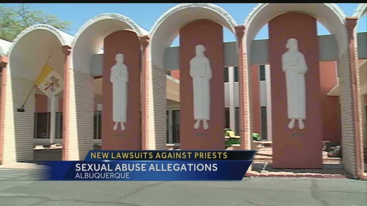 New lawsuits against priests