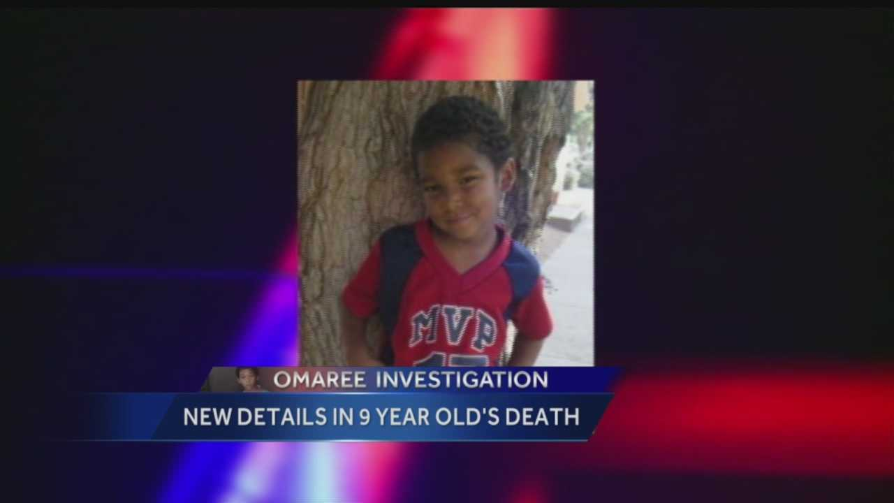 New details in 9-year-old's death