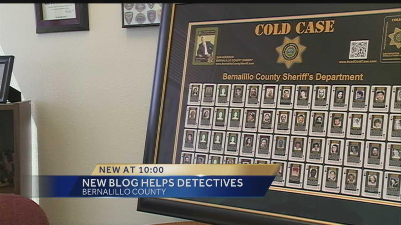 BCSO Cold Cases.