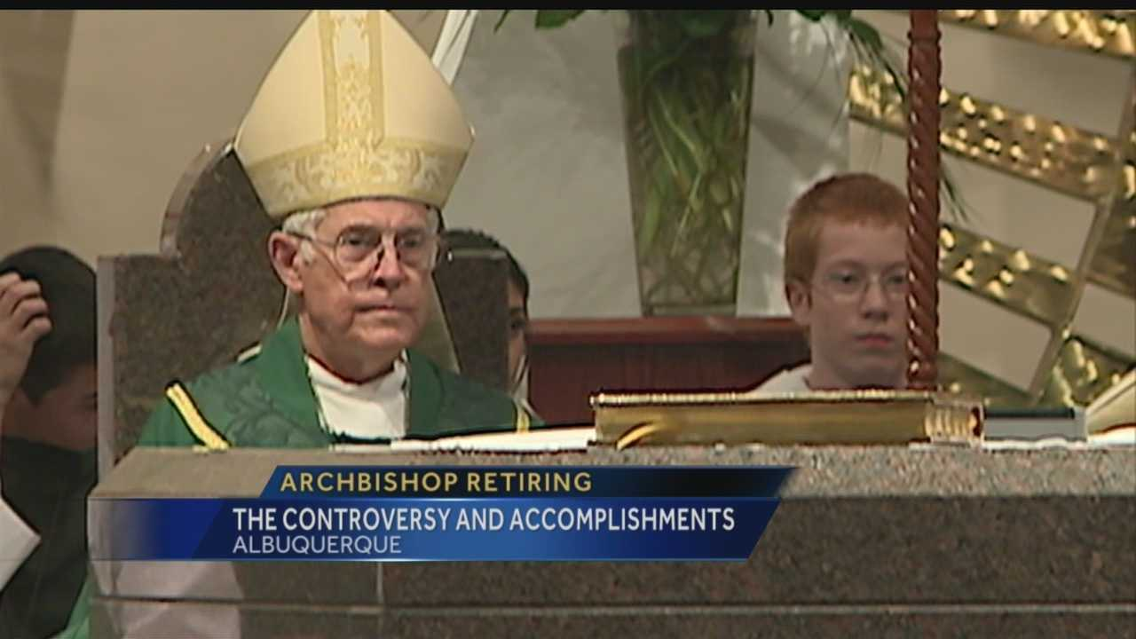 Archbishop retiring: The controversy and accomlishments