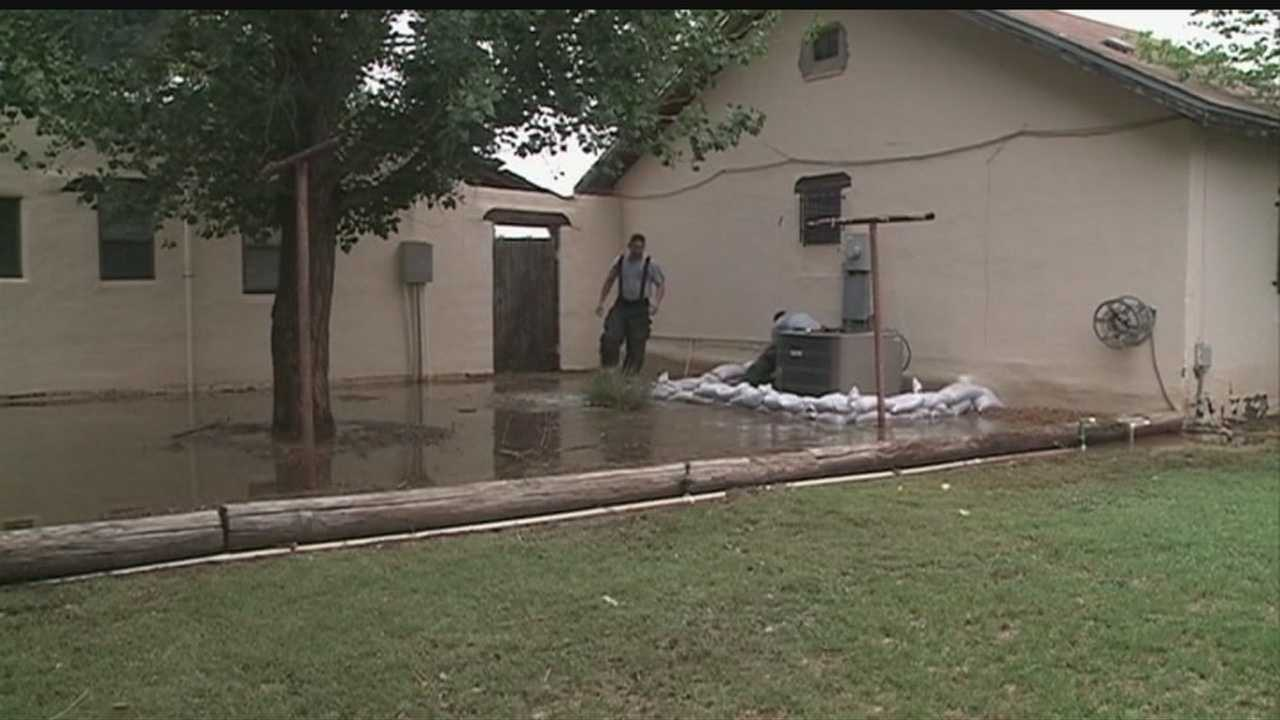 Roswell Flooding