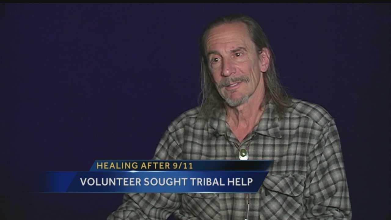 911 Volunteer Saved By NM Tribe.