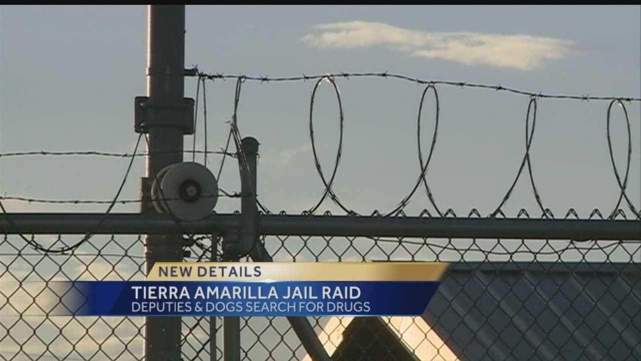The Rio Arriba County Detention Center was on lockdown Tuesday, according to the Rio Arriba County Sheriff's Office.