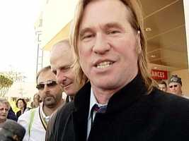 Val Kilmer once owned a ranch in northern New Mexico and flirted with the idea of running for governor.