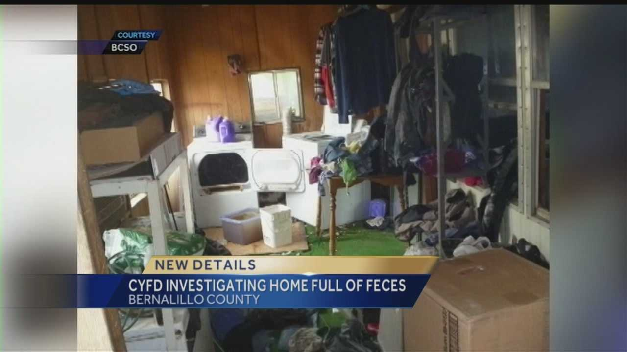 CYFD had checked on house prior to corpse discovery