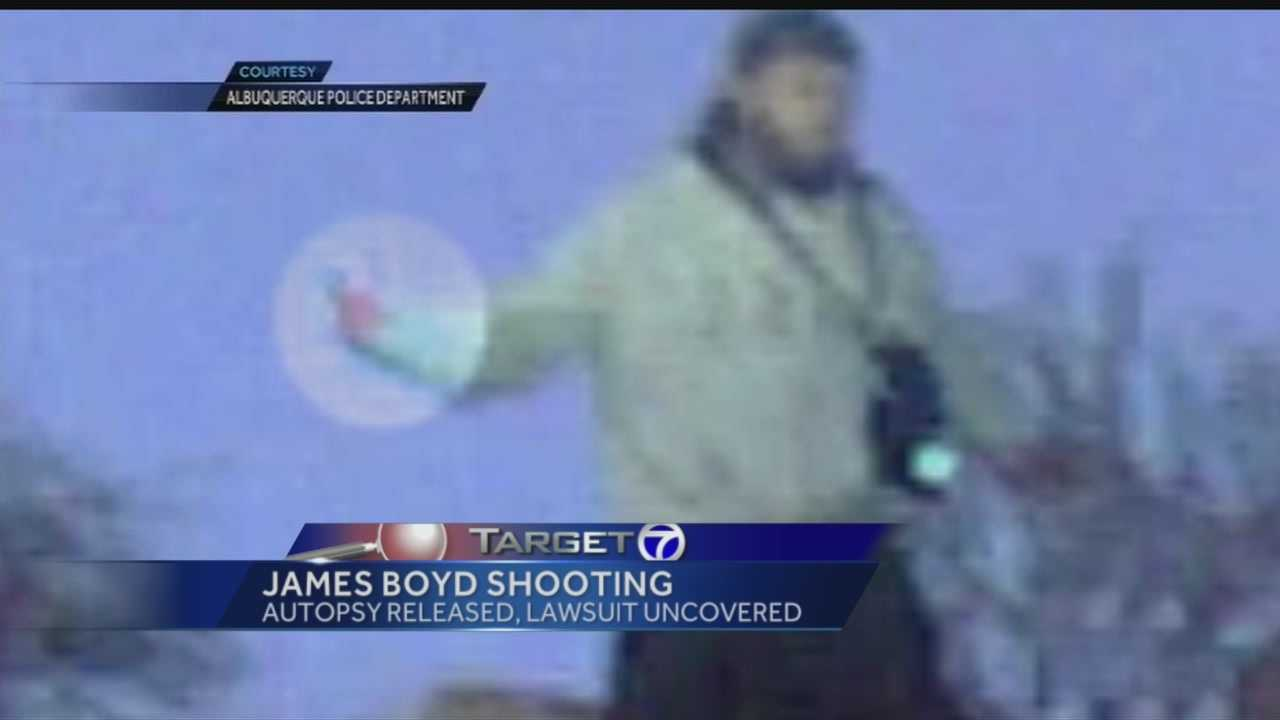 James Boyd shooting: Autopsy released, lawsuit uncovered