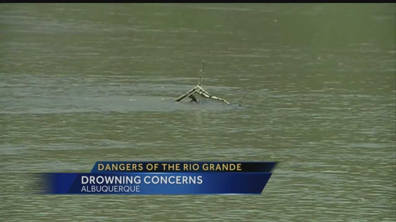 Drowning concerns: Dangers of the Rio Grande